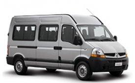 Каркасные шторки на Renault Master Микроавтобус 1997 - 2010