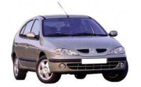 Каркасные шторки на Renault Megane Хетчбэк 5 дв. 1995 - 2003