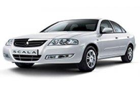 Каркасные шторки на Renault Scala Седан 2010 - 2012