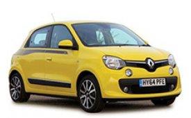 Каркасные шторки на Renault Twingo Хетчбэк 5 дв. 2014 - н.в.