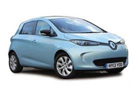 Каркасные шторки на Renault Zoe Хетчбэк 5 дв. 2012 - н.в.