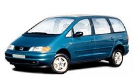 Каркасные шторки на Seat Alhambra Минивэн 1996 - 2000