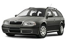 Каркасные шторки на Skoda Octavia Универсал Combi 1996 - 2010