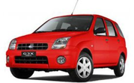 Каркасные шторки на Subaru Justy(Trendy) Хетчбэк 5 дв. G3X 2003 - 2007