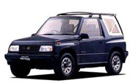 Каркасные шторки на Suzuki Escudo Внедорожник-Кроссовер TA01R 1988 - 1998
