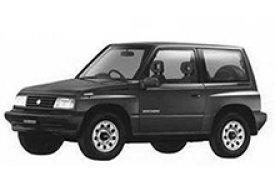Каркасные шторки на Suzuki Escudo Внедорожник-Кроссовер TA01W 1988 - 1998
