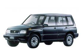 Каркасные шторки на Suzuki Escudo Внедорожник-Кроссовер TD01W 1988 - 1998