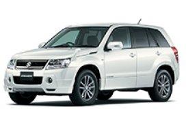 Каркасные шторки на Suzuki Escudo Внедорожник-Кроссовер TD54W 2005 - 2012