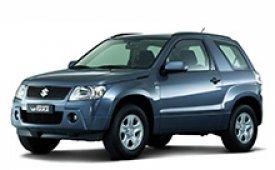 Каркасные шторки на Suzuki Grand Vitara(Grand Escudo) Внедорожник-Кроссовер 2005 - н.в.