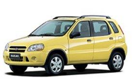 Каркасные шторки на Suzuki Ignis  Хетчбэк 5 дв. 2000 - 2006