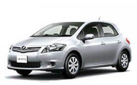 Каркасные шторки на Toyota Auris Хетчбэк 5 дв. правый руль 2006 - 2012