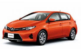 Каркасные шторки на Toyota Auris Хетчбэк 5 дв. правый руль 2012 - н.в.
