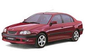 Каркасные шторки на Toyota Avensis Седан 1997 - 2002