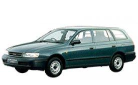 Каркасные шторки на Toyota Caldina Универсал 1992 - 1997