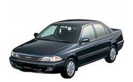 Каркасные шторки на Toyota Carina Седан 1996 - 1998