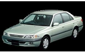 Каркасные шторки на Toyota Carina Седан 1998 - 2001