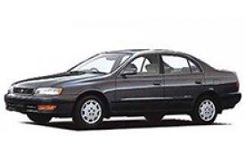 Каркасные шторки на Toyota Carina Седан E Corona SF 1992 - 1997