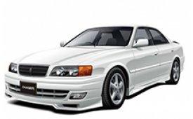 Каркасные шторки на Toyota Chaser Седан 1996 - 2001