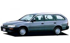 Каркасные шторки на Toyota Corolla Универсал 1991 - 1998
