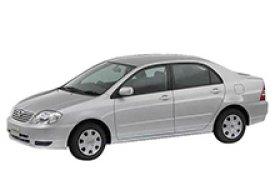 Каркасные шторки на Toyota Corolla Седан 2000 - 2008