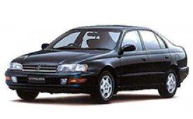 Каркасные шторки на Toyota Corona Седан 1992 - 1998