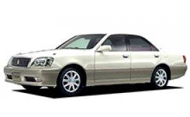 Каркасные шторки на Toyota Crown Седан 1999 - 2003