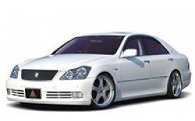 Каркасные шторки на Toyota Crown Седан 2003 - 2008