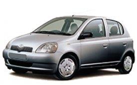 Каркасные шторки на Toyota Echo Хетчбэк 5 дв. 1999 - 2003