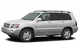 Каркасные шторки на Toyota Kluger Внедорожник-Кроссовер правый руль 2000 - 2007
