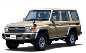 Каркасные шторки на Toyota Land Cruiser Prado Внедорожник-Кроссовер 1990 - 1996