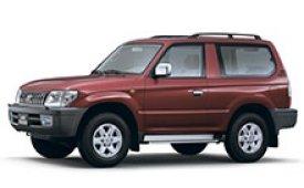 Каркасные шторки на Toyota Land Cruiser Prado Внедорожник-Кроссовер правый руль 1996 - 1999
