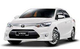 Каркасные шторки на Toyota Limo (Vios) Седан 2009 - н.в.