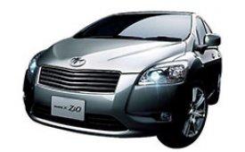 Каркасные шторки на Toyota Mark X Седан ZiO правый руль 2007 - 2013