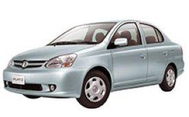 Каркасные шторки на Toyota Platz Седан 1999 - 2002