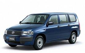 Каркасные шторки на Toyota Probox Универсал Van 2002 - н.в.