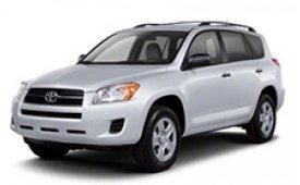 Каркасные шторки на Toyota RAV4 Внедорожник-Кроссовер LWB 2006 - 2012
