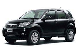 Каркасные шторки на Toyota Rush Внедорожник-Кроссовер правый руль 2006 - 2008