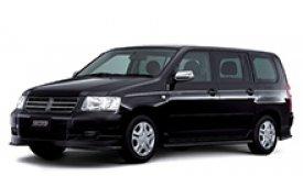 Каркасные шторки на Toyota Succeed Универсал 2002 - н.в.