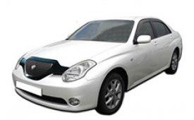 Каркасные шторки на Toyota Verossa Седан правый руль 2001 - 2004