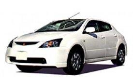 Каркасные шторки на Toyota Will VS Хетчбэк 5 дв. 2001 - 2004