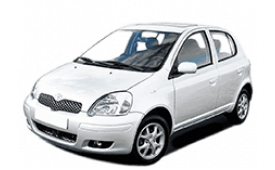 Каркасные шторки на Toyota Yaris  Хетчбэк 5 дв. 1999 - 2005
