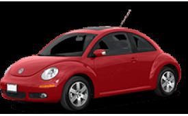 Каркасные шторки на Volkswagen Beetle Хетчбэк 3 дв. NEW A4 1998 - 2010