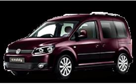 Каркасные шторки на Volkswagen Caddy Минивэн Tramper 2004 - н.в.