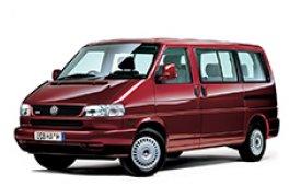 Каркасные шторки на Volkswagen Caravelle Минивэн металл 1990 - 2003