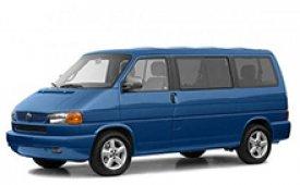 Каркасные шторки на Volkswagen Caravelle Минивэн Long 1990 - 2003