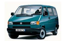 Каркасные шторки на Volkswagen Caravelle Минивэн 1990 - 2003