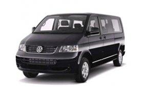 Каркасные шторки на Volkswagen Caravelle Минивэн 2003 - н.в.