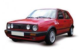 Каркасные шторки на Volkswagen Golf Хетчбэк 3 дв. 1983 - 1992