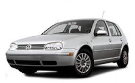 Каркасные шторки на Volkswagen Golf Хетчбэк 5 дв. 1997 - 2007