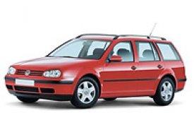 Каркасные шторки на Volkswagen Golf Универсал 1997 - 2007